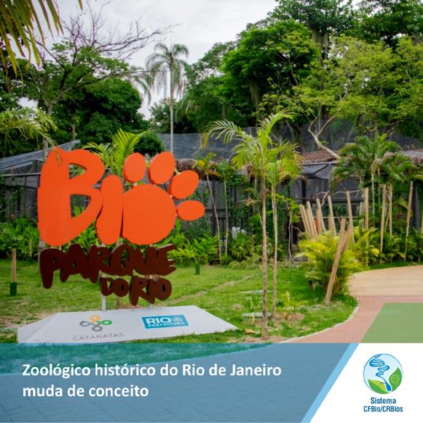 Zoológico histórico do Rio de Janeiro muda de conceito