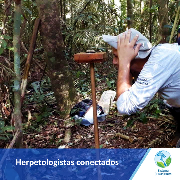 Herpetologistas conectados